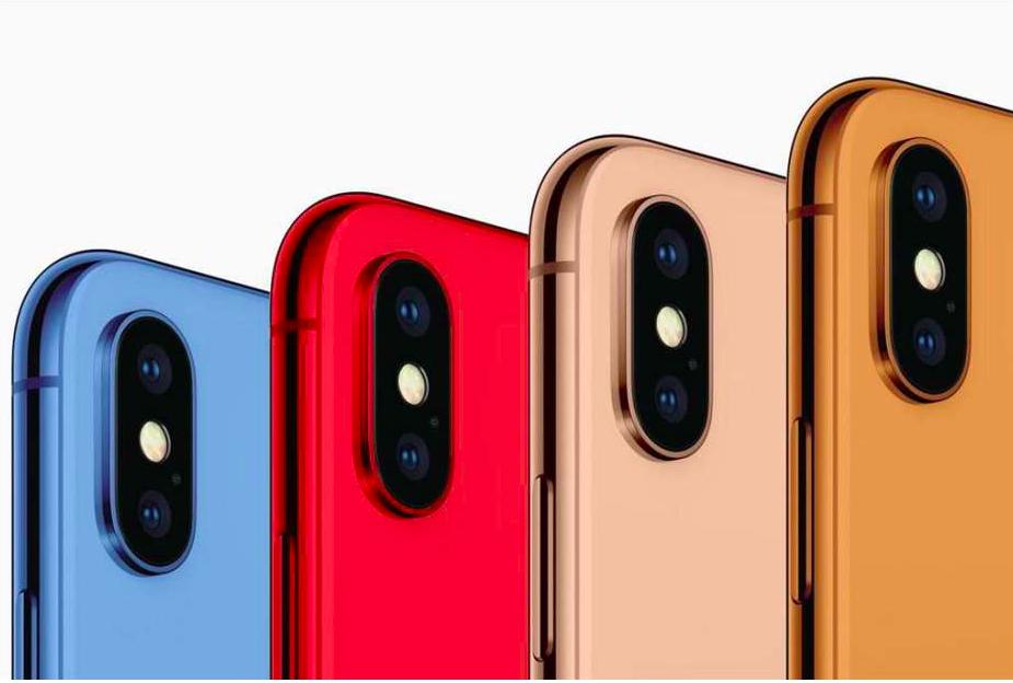 Estos podrían ser los nuevos colores del próximo iPhone