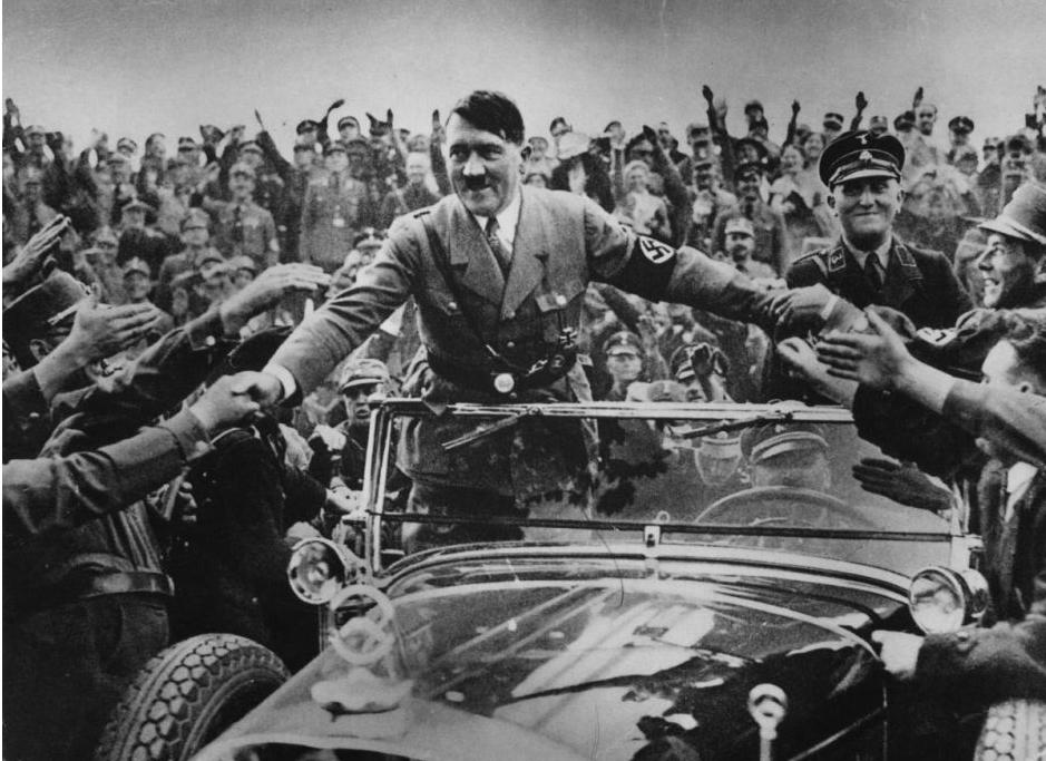 Sobrino-nietos de Hitler viven en Long Island y son republicanos, pero no les gusta Trump